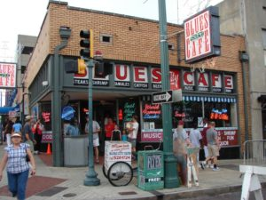 Blues City Cafe bbq